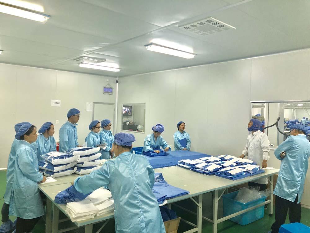 迈德普斯组织员工参加产品专业基本技能培训