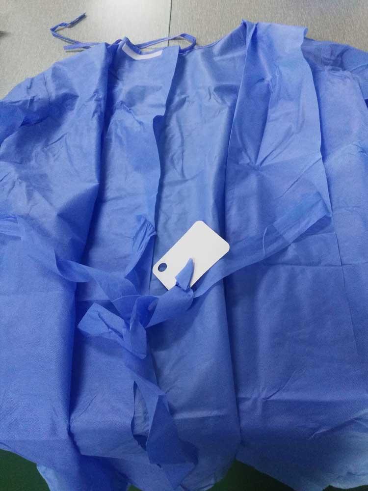 手术衣的穿戴方法及使用规则
