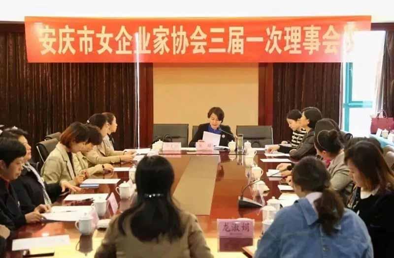 巾帼不让须眉!迈德普斯总经理龙淑珊当选安庆市女企业家协会协会秘书长