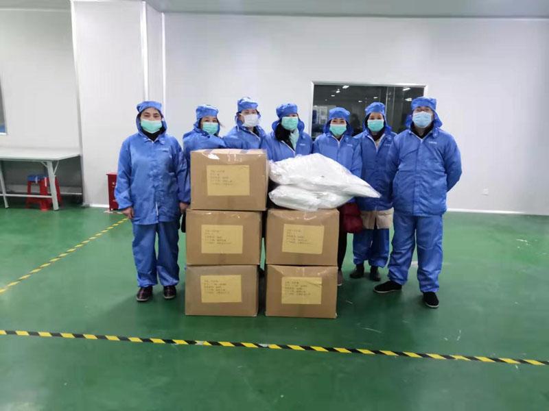 疫情无情人有情 迈德普斯捐赠防护服支援武汉医院