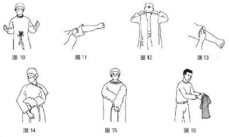 一次性隔离服的介绍和穿戴方法