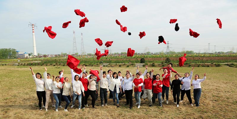 不负春日好时光,安徽迈德普斯员工团建活动圆满举行!