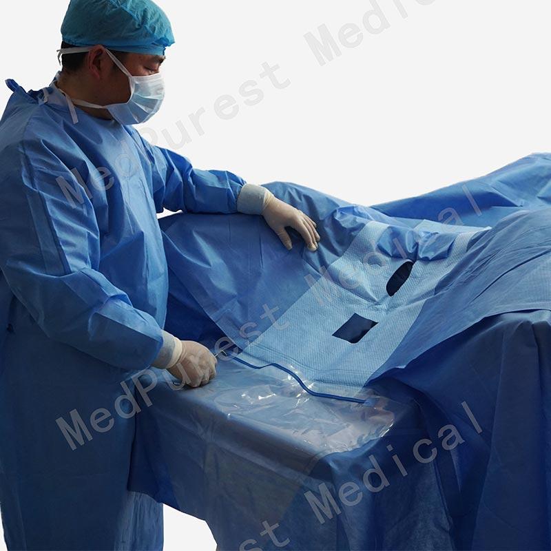 一次性无菌泌尿手术包